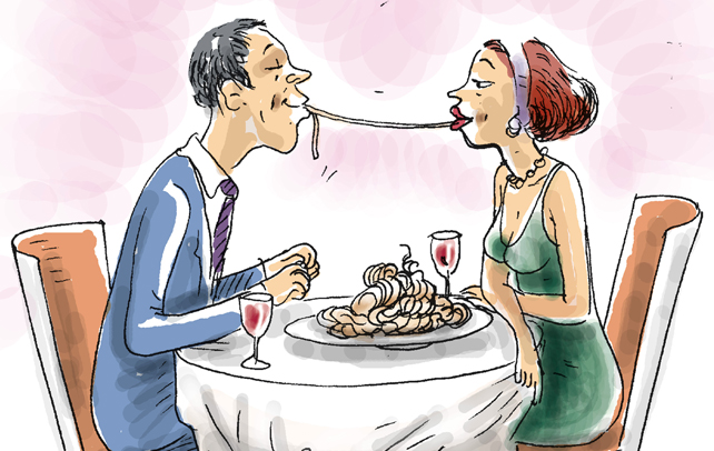 How to Date Your Spouse